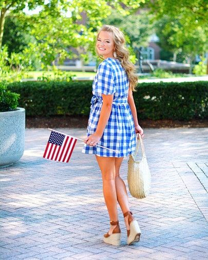 23 Super Cute Fourth of July Outfits and Accessories for all Budgets