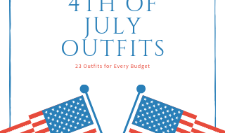 23 outfits for the 4th of July for every budget