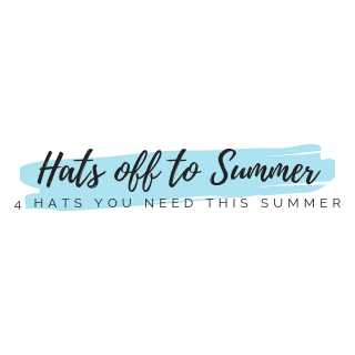 Hats off to Summer