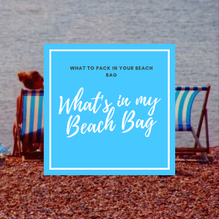 What's in my beach bag
