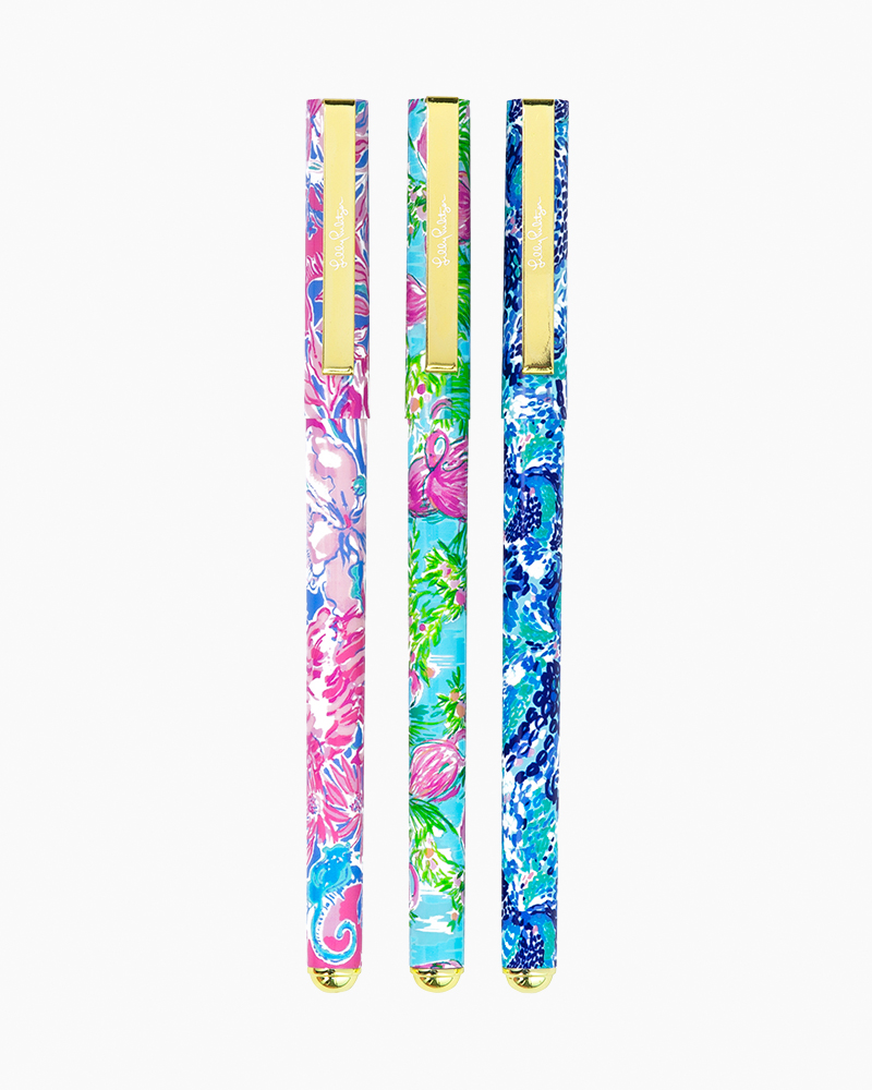 Lilly Pulitzer Pens