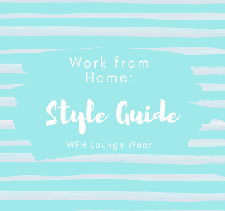 Comfy WFH Style Guide