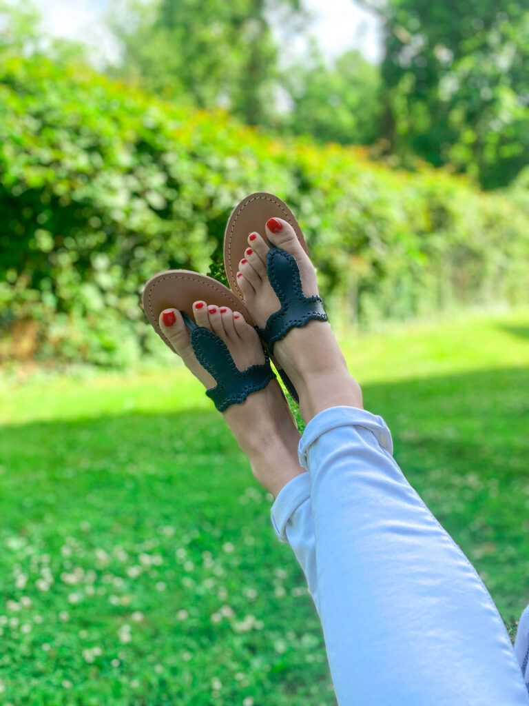 5 Summer Shoes you need this summer: sandals.