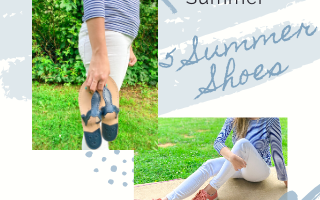 Summer Shoe Must haves