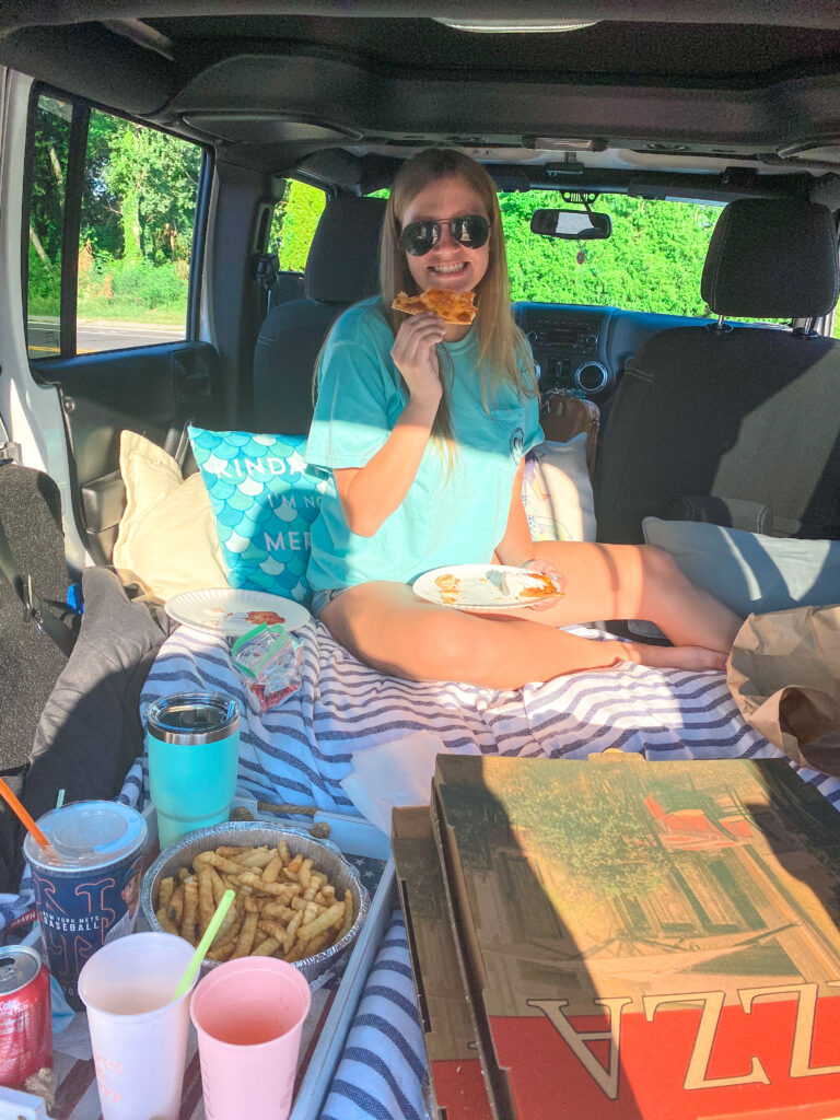 Jeep Adventures: How to Throw a Jeep Pizza Part