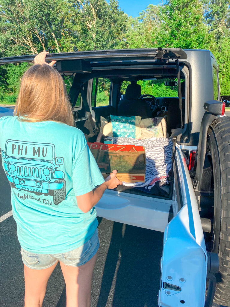 Jeep Adventures: How to Throw a Jeep Pizza Party