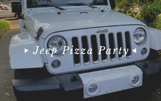 jeep pizza party