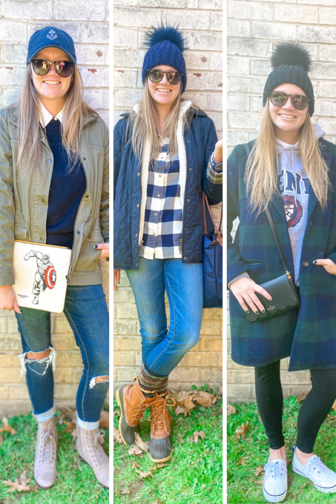 A Preppy Girl's Guide to Layering in the Fall