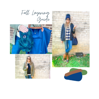 fall layering guide