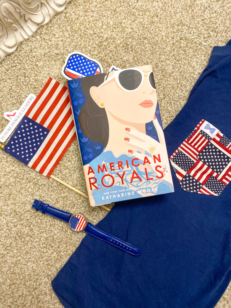 My Top Reads Mainly of 2020, and a reading list American Royals