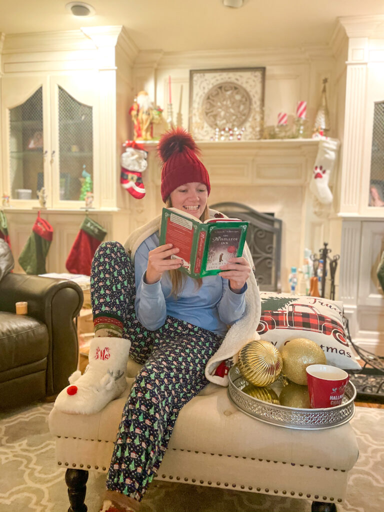 My Top Reads Mainly of 2020, and a reading list: The Mistletoe Inn
