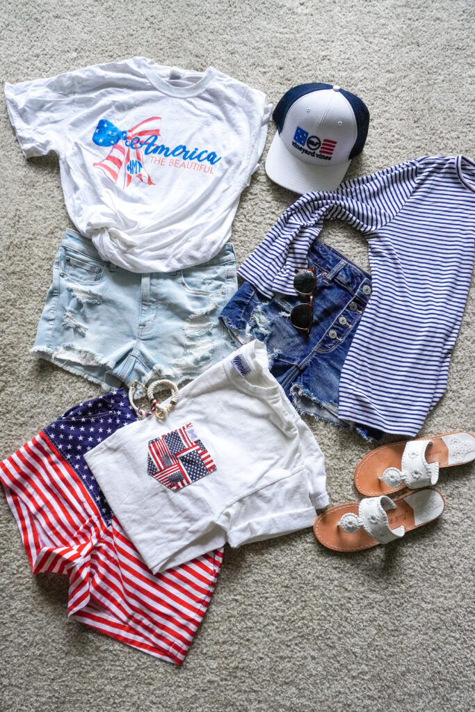 Memorial Day Weekend Styles and Sales
